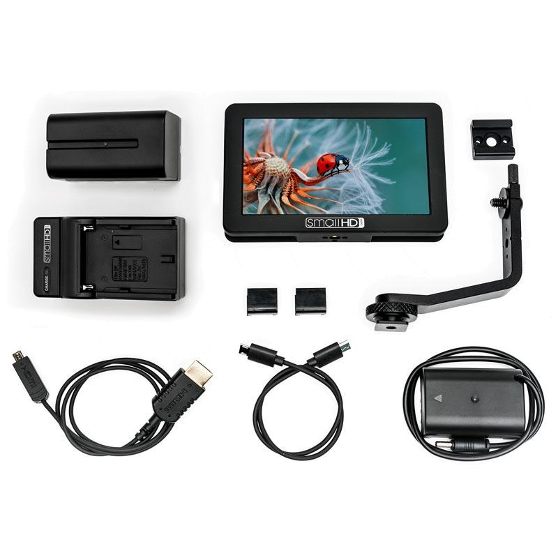 SmallHD FOCUS Panasonic Bundle