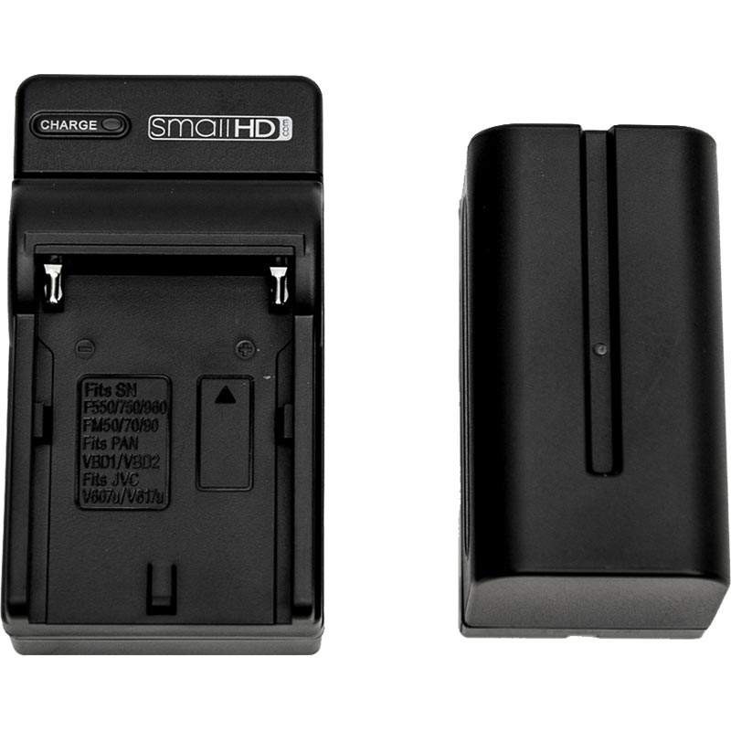 SmallHD L-Series Battery Kit