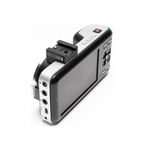 SmallHD BMPCC Shoe Adapter