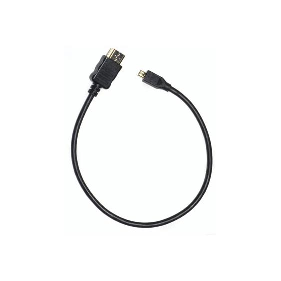 SmallHD 12-inch Thin Micro HDMI to HDMI Cable