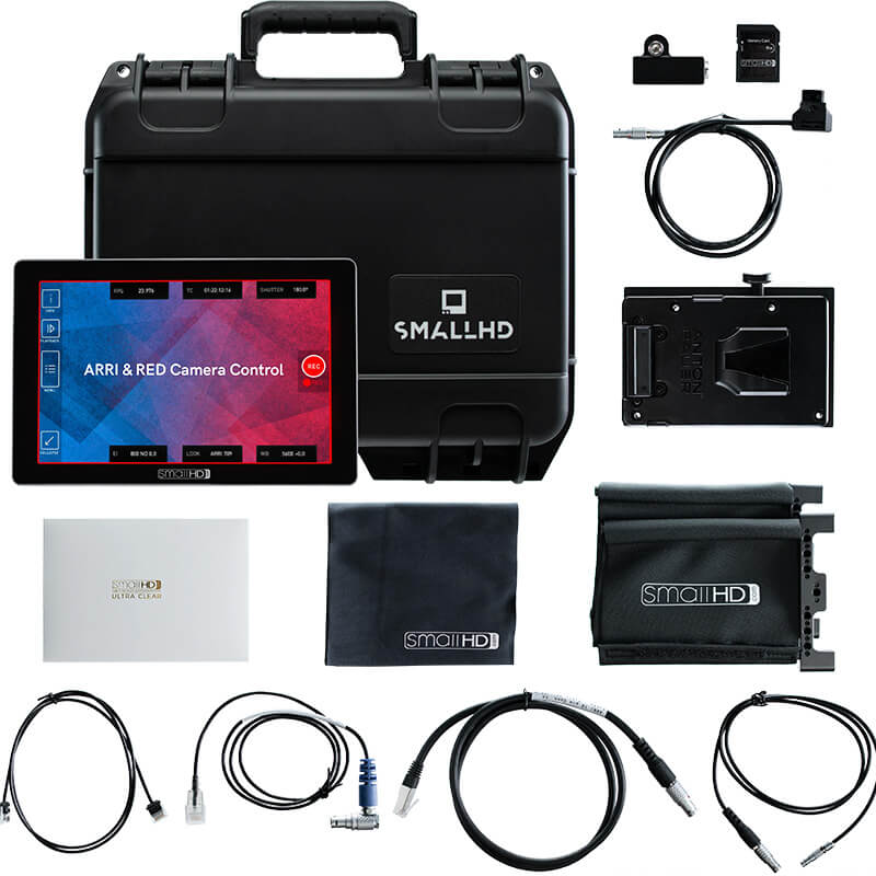 SmallHD Cine 7 Deluxe Camera Control Kit