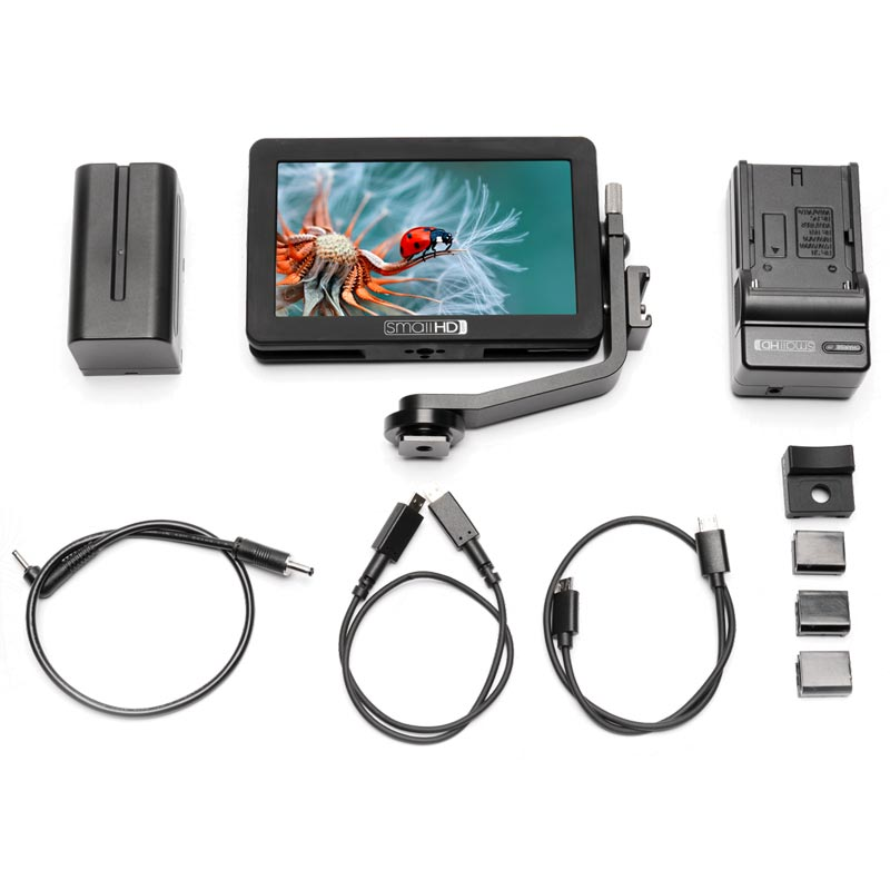SmallHD FOCUS BlackMagic Pocket Camera Bundle