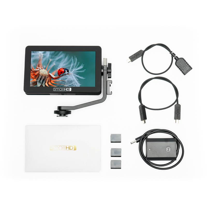 smallhd focus sony npfz100 bundle holdan limited. Black Bedroom Furniture Sets. Home Design Ideas