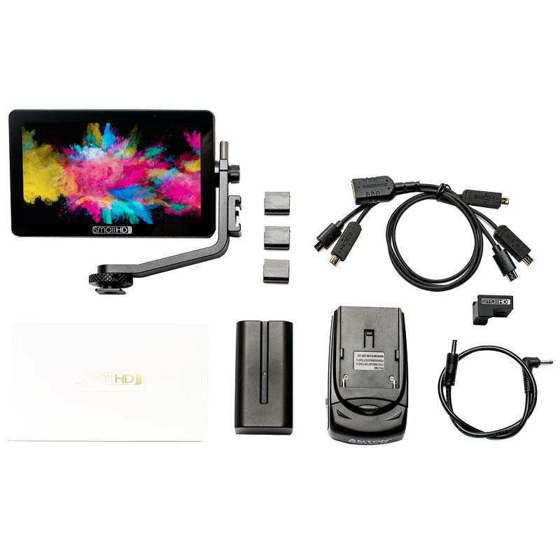 SmallHD FOCUS OLED HDMI BMPCC Kit
