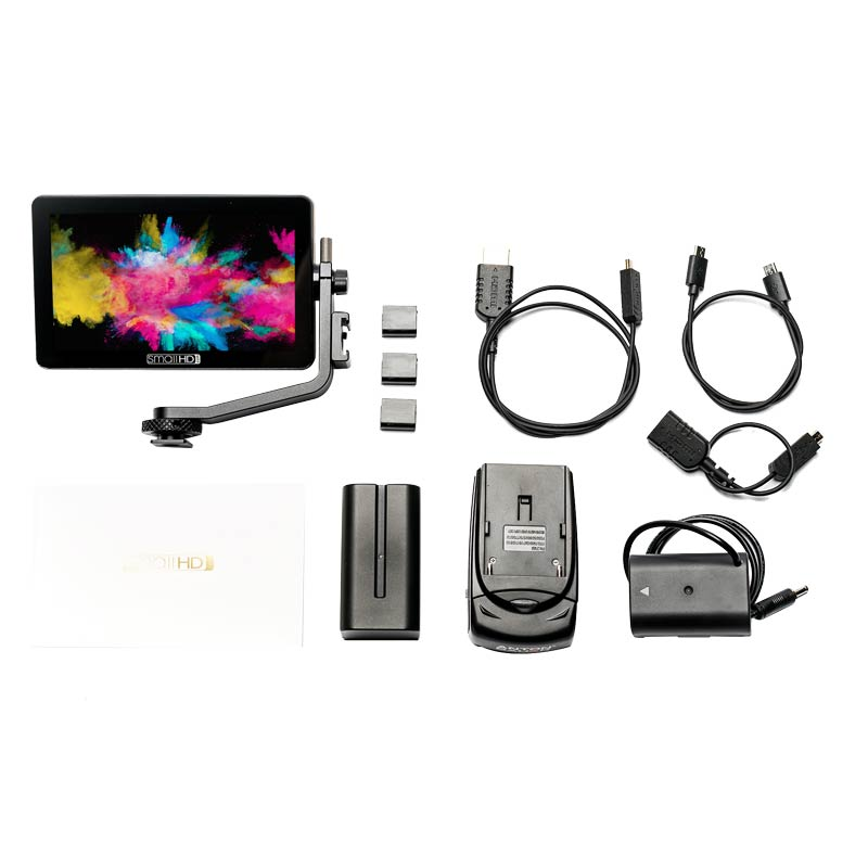 SmallHD FOCUS OLED DMWBLF19 Kit