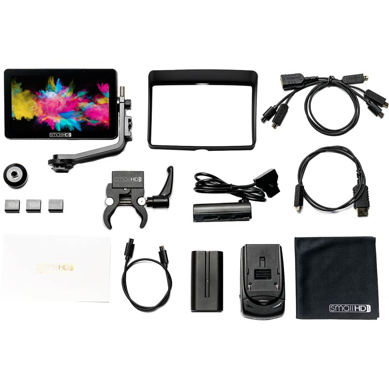 SmallHD FOCUS OLED HDMI Gimbal Kit