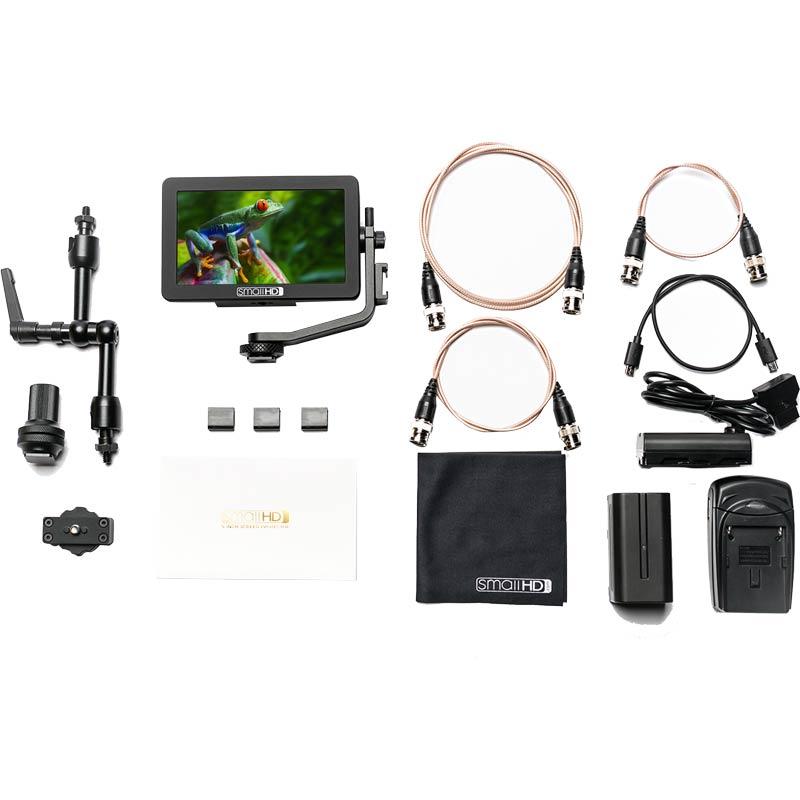 SmallHD FOCUS SDI CINE Kit