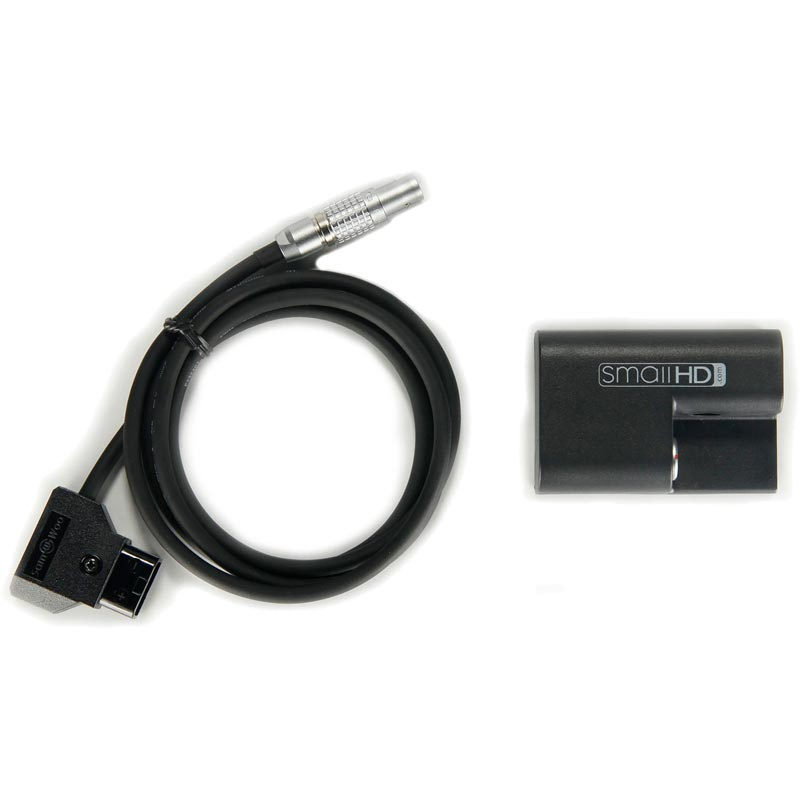 SmallHD 2-Pin Connector to D-Tap Kit