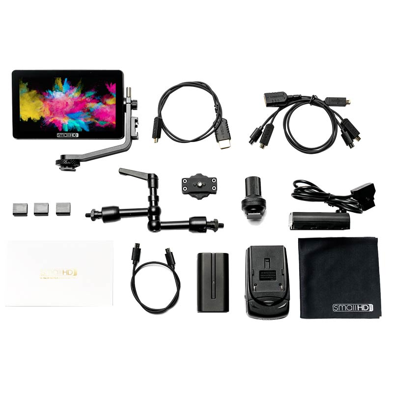 SmallHD FOCUS OLED HDMI CINE Kit