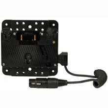 SmallHD Gold Mount Power - Cheese Plate Kit