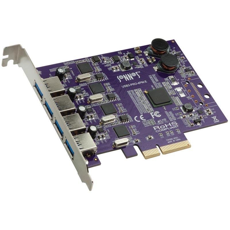 Sonnet Allegro Pro USB 3.0 PCIe