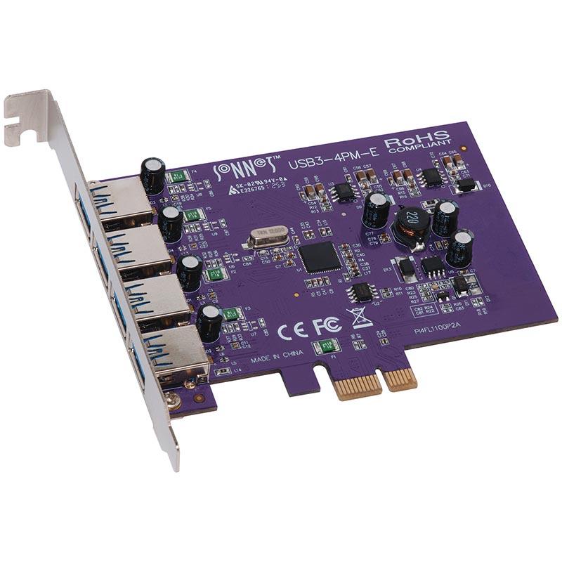 Sonnet Allegro USB3 4 Port