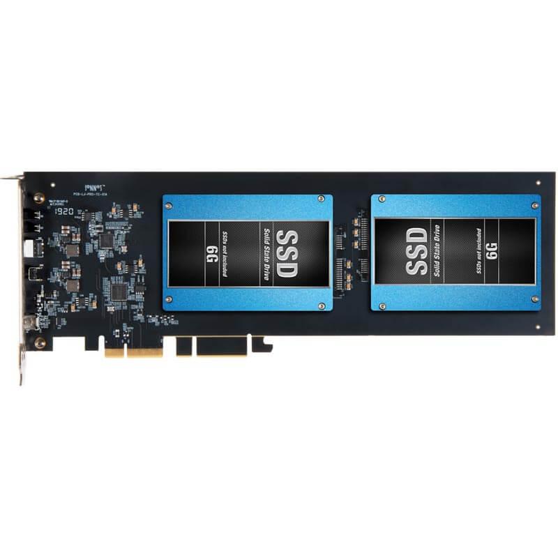 Sonnet Fusion Dual 2.5-inch SSD RAID