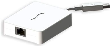 SonnetAccessories Presto™ Gigabit Ethernet Thunderbolt™ Adapter