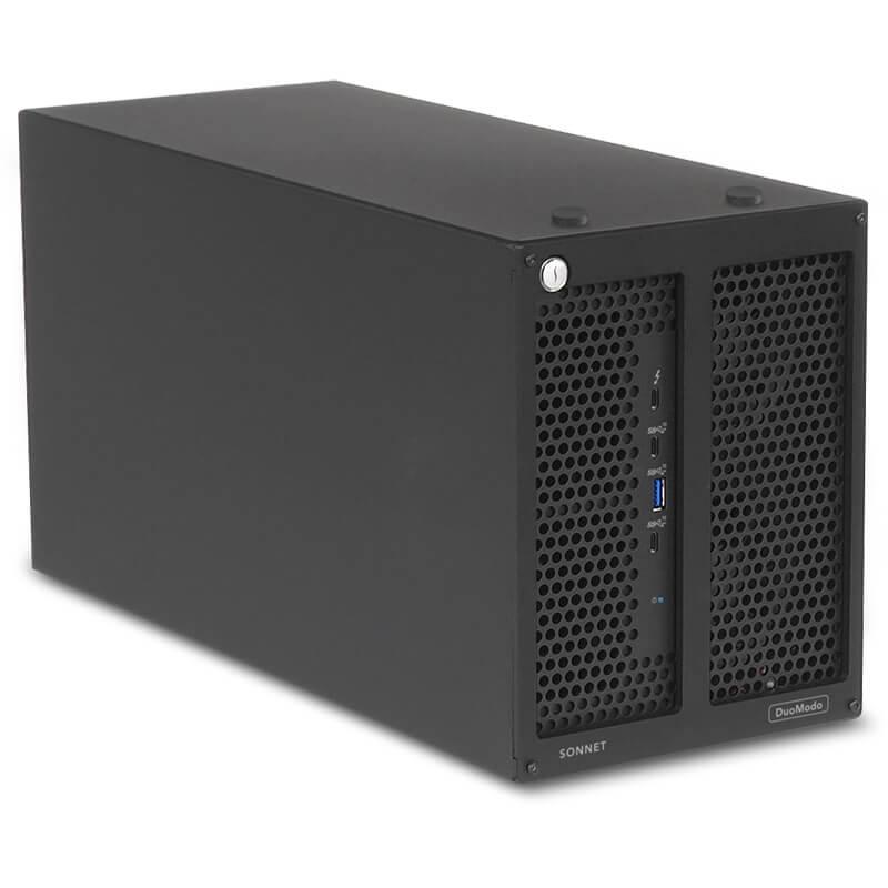 Sonnet DuoModo xMac mini/eGPU Desktop System