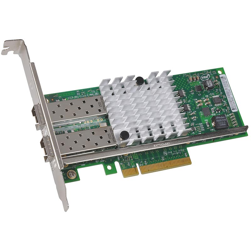 Sonnet Presto 10G SFP+ Ethernet 2 Port PCIe Card