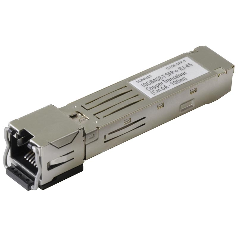 Sonnet SFP 10GBASE-T