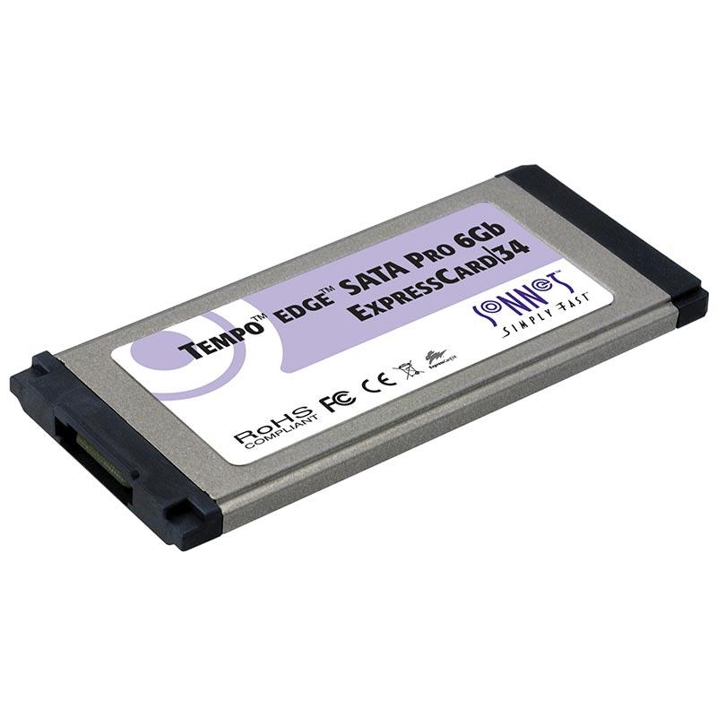 Sonnet Tempo Edge SATA Pro 6Gb ExpressCard34