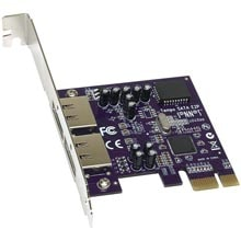Sonnet SATA and Firewire Cards