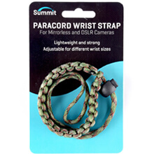 Summit Paracord Wrist Strap - Green