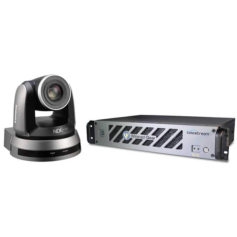 Telestream Wirecast Gear 320 - Bundle 1