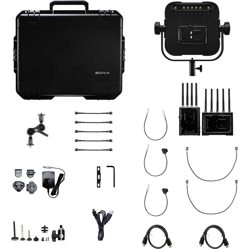Teradek Bolt 4K 1500 V-Mount Deluxe Kit