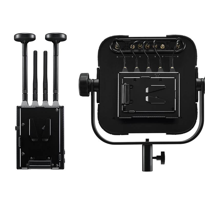 Teradek Bolt 4K MAX V-Mount Deluxe Kit