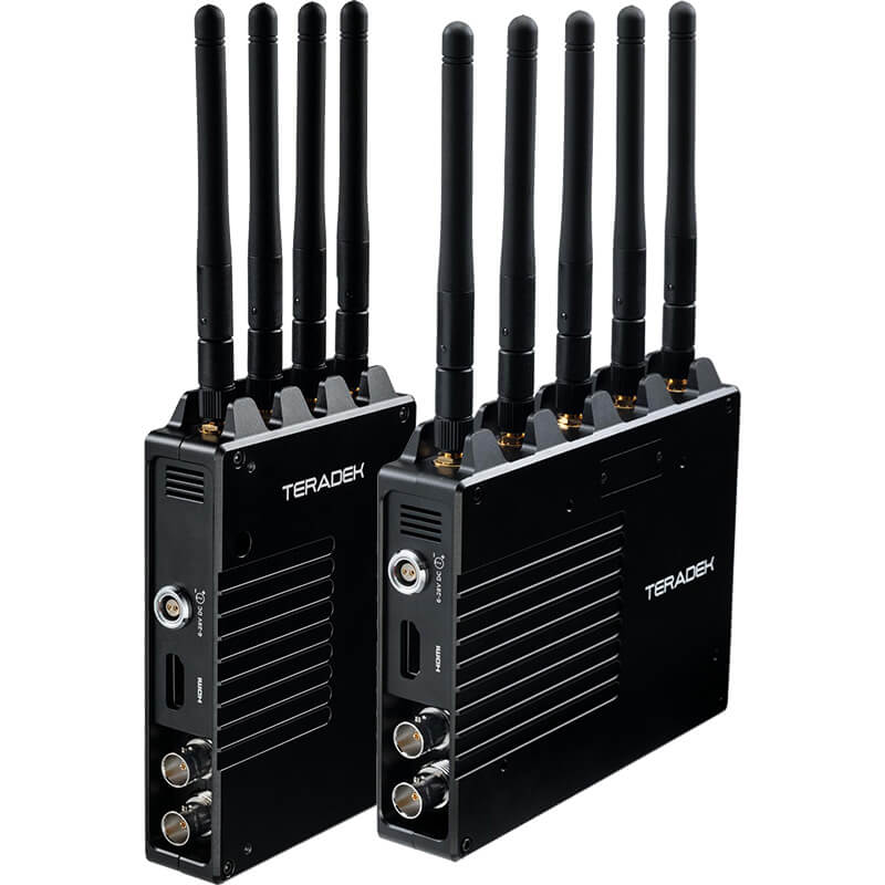 Teradek Bolt 4K 750 Transceiver Set