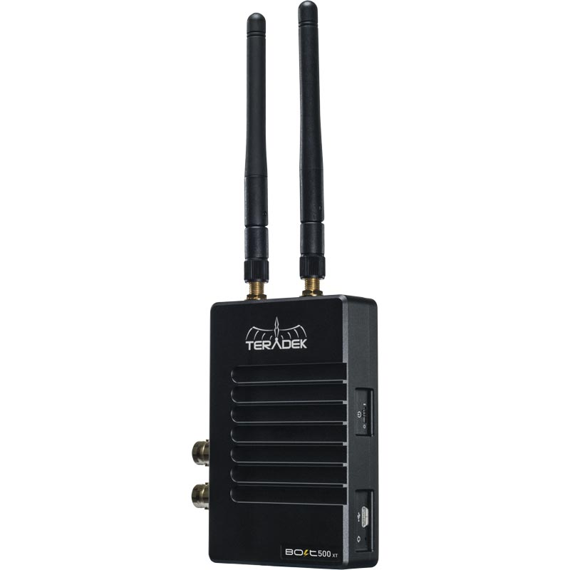 Teradek Bolt 500 XT 3G-SDI / HDMI 2 x RX Wireless Video Transceiver Set