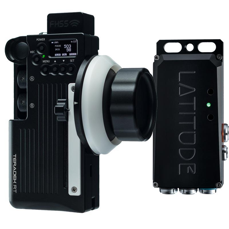 Teradek RT Latitude MB EF Wireless Lens Control Kit - RED