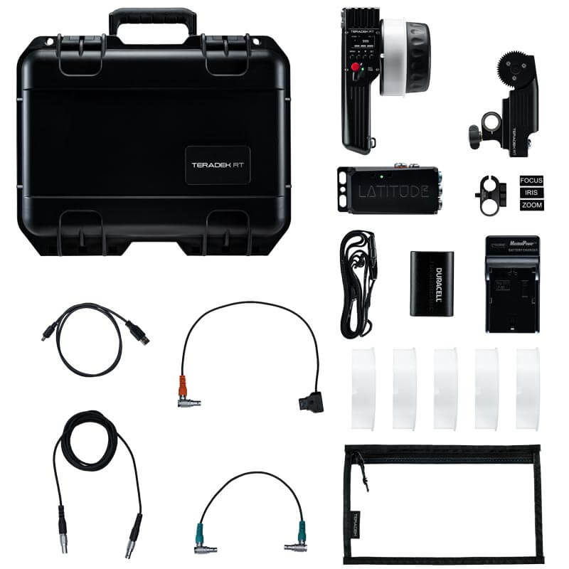 Teradek RT Single-Axis Wireless Lens Control Kit