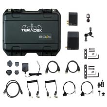 Teradek Bolt 500 Deluxe Kit SDI | HDMI Wireless Video Transceiver Set