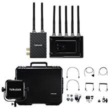 Teradek Bolt 4K LT 1500 Gold Mount Deluxe Kit