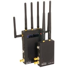 Teradek Transmitter and Receiver Sets