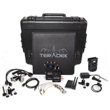 Teradek Bolt 3000 Deluxe Kit SDI | HDMI V Mount Wireless Video Transceiver Set
