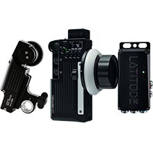 Teradek RT Latitude M Wireless Lens Control Kit with Forcezoom