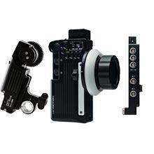 Teradek RT Latitude Sidekick Wireless Lens Control Kit - RED