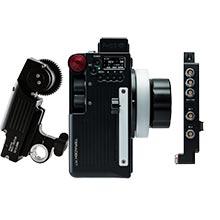 Teradek RT Latitude Sidekick Wireless Lens Control Kit with Forcezoom - RED