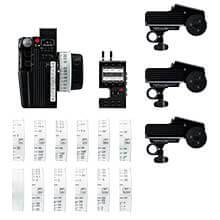 Teradek RT CTRL.3 Motor Wireless Lens Control Deluxe Kit (3-Motors, MDR.ACI)