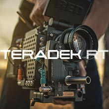 Teradek Follow Focus and Matteboxes