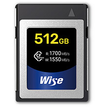 Wise Advanced CFX-B512