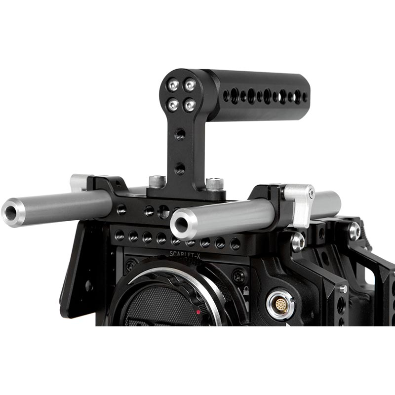 Wooden Camera Rod Clamp (15mm Studio)