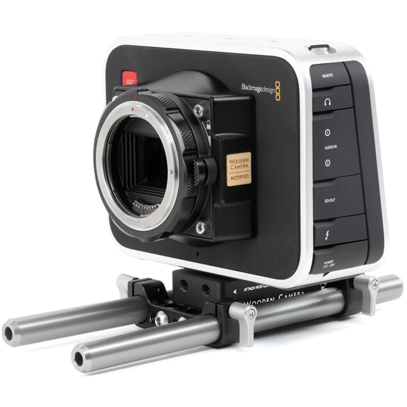 Wooden Camera Mini Baseplate (BMC)