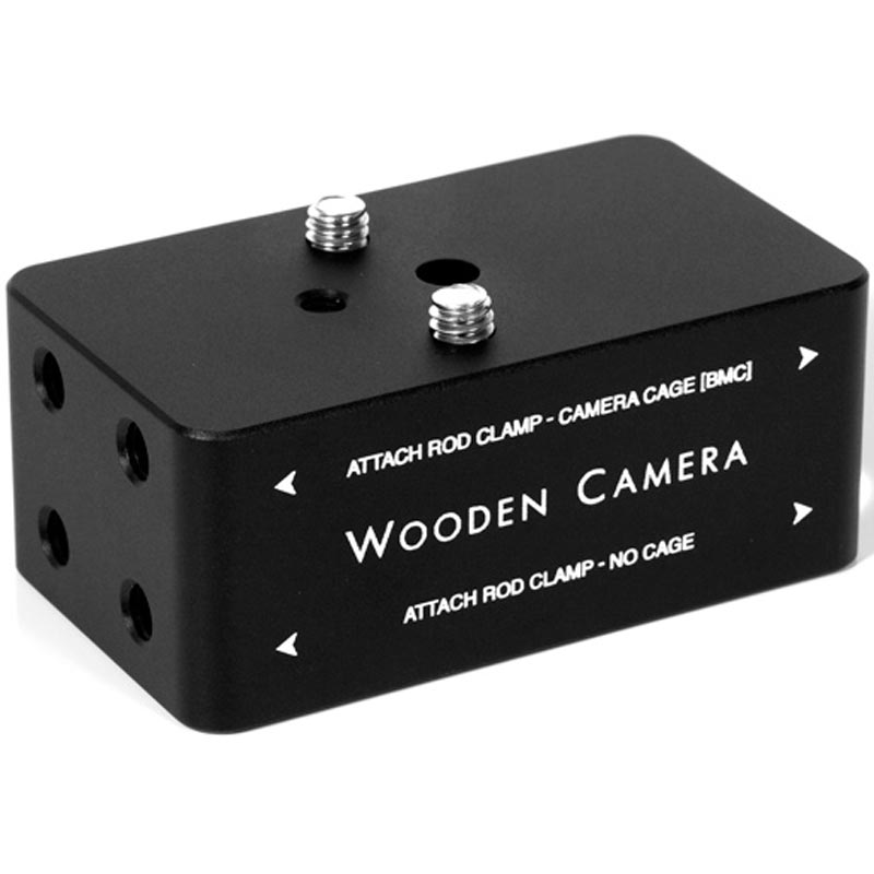 Wooden Camera Mini Riser (BMC)