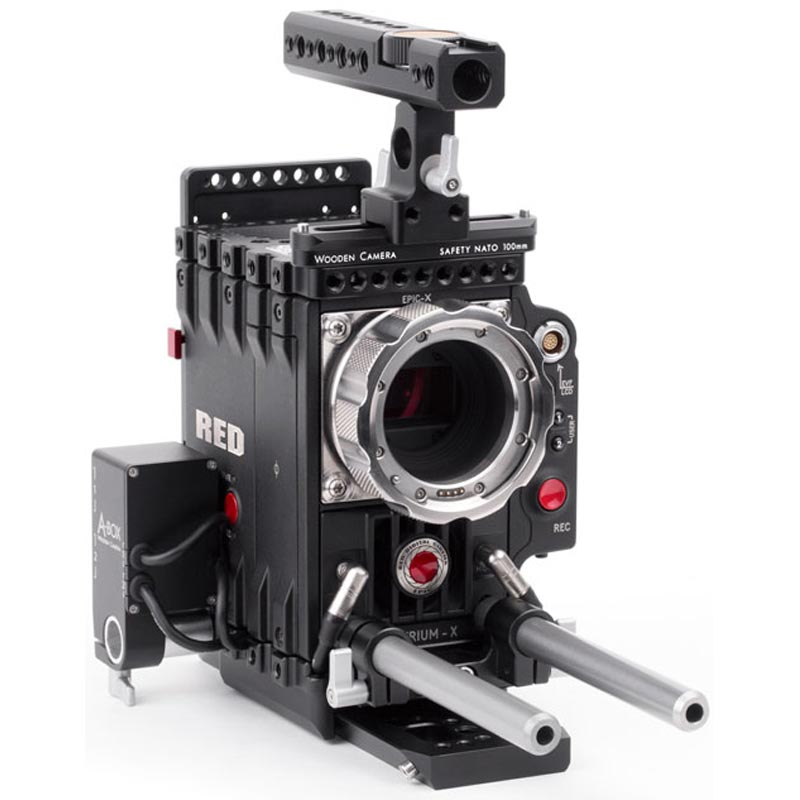 Wooden Camera Epic | Scarlet Kit (Advanced)