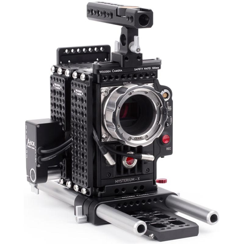 Wooden Camera Epic | Scarlet Kit (Pro, 19mm)