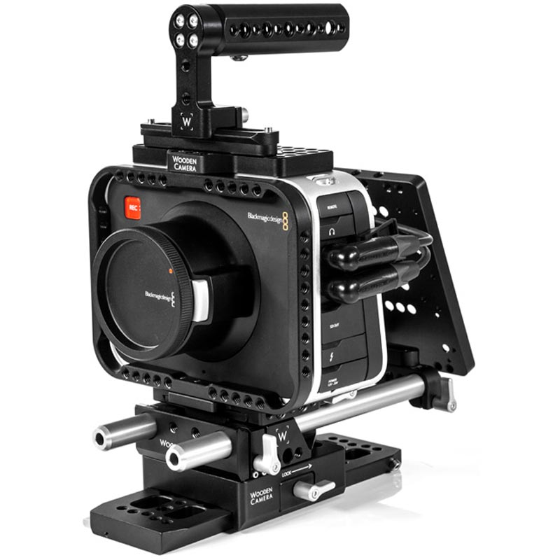 Wooden Camera Quick Cage (BMC and LW)