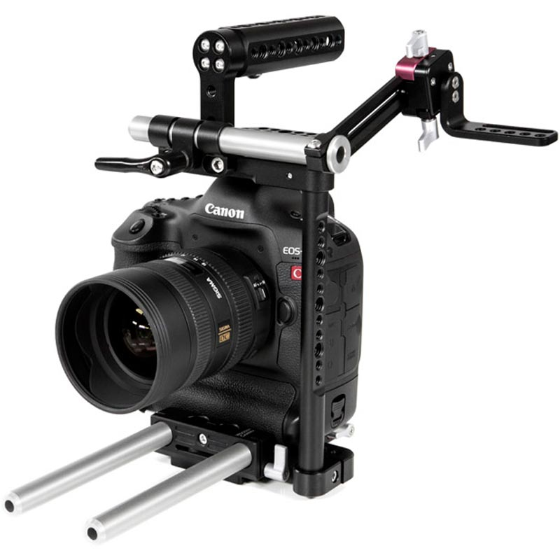 Wooden Camera Quick Cage (DSLR, Large)