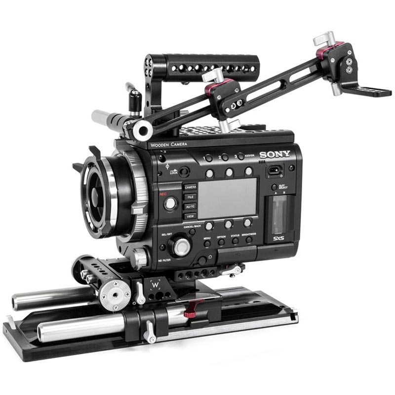 Wooden Camera Top Plate (F55, F5)