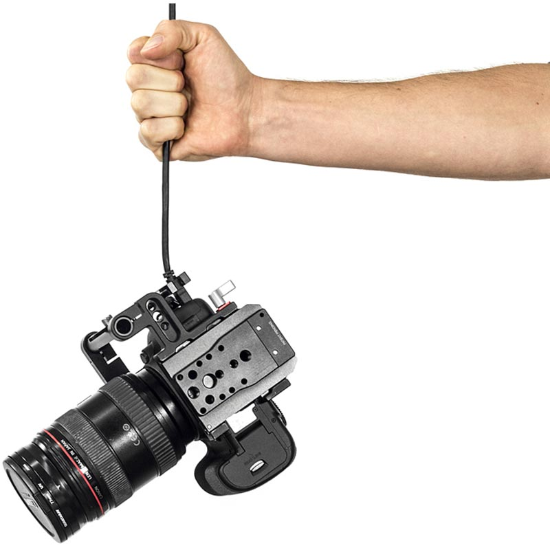 Wooden Camera Cable Clamp